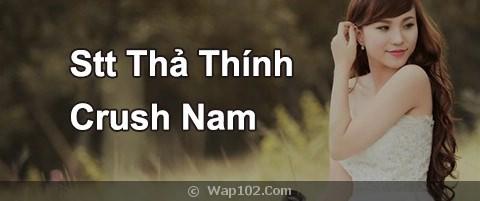 100 Stt Thả Thính Trai Ngọt Ngào, Status Cưa Crush Nam 2020